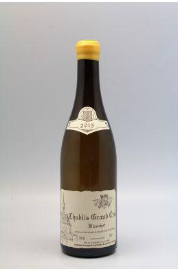 Raveneau Chablis Grand cru Blanchot 2015