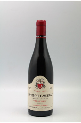 Geantet Pansiot Chambolle Musigny Vieilles Vignes 2012