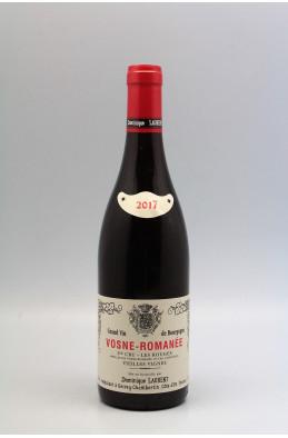 Dominique Laurent Vosne Romanée 1er cru Les Rouges Vieilles Vignes 2017