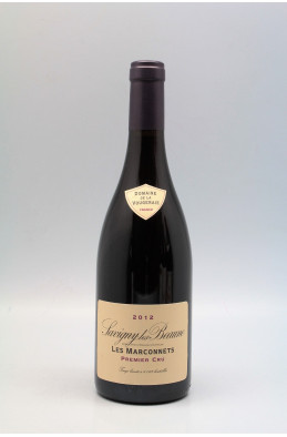 La Vougeraie Savigny les Beaune 1er cru Les Marconnets 2012