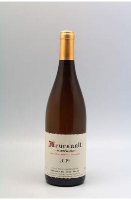 Boisson Vadot Meursault 1er cru Chevalières 2009