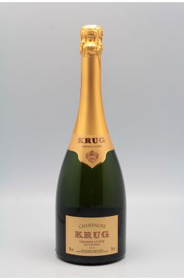 Krug Grande Cuvée Edition 163