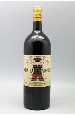 Pradeaux Bandol 2007 Magnum