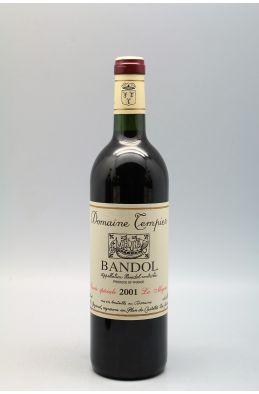 Tempier Bandol La Migoua 2001