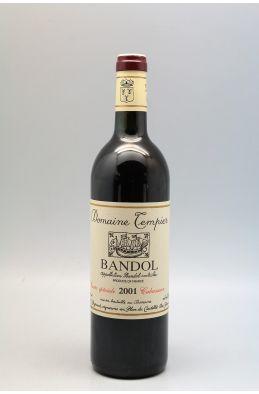 Tempier Bandol Cabassaou 2001