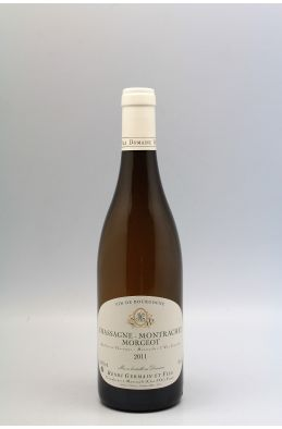 Henri Germain Chassagne Montrachet 1er cru Morgeot 2011