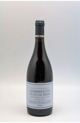 Bruno Clair Chambertin Clos de Bèze 2016