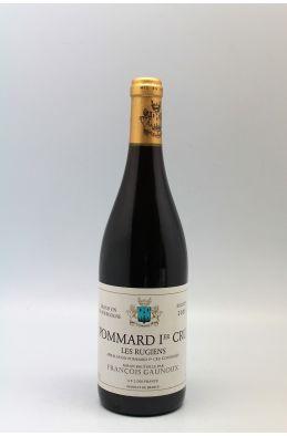 François Gaunoux Pommard 1er cru Les Rugiens 2005
