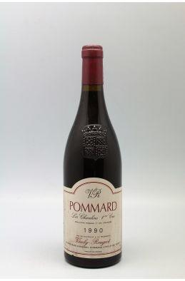 Virely Rougeot Pommard 1er cru Les Chanlins 1990
