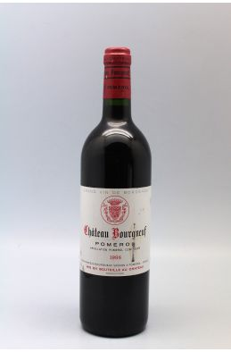 Bourgneuf 1998 -10% DISCOUNT !