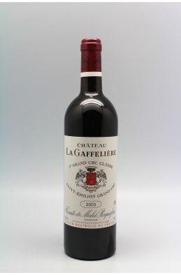 La Gaffelière 2003