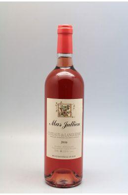 Mas Jullien Coteaux du Languedoc 2016 Rosé