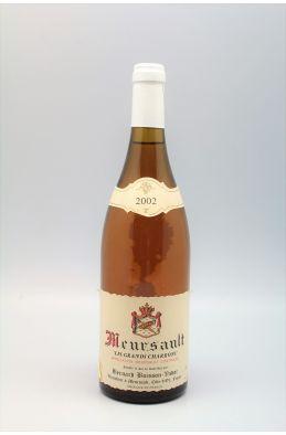 Boisson Vadot Meursault Grands Charrons 2002