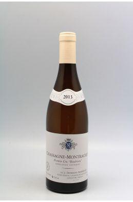Ramonet Chassagne Montrachet 1er cru Boudriotte 2013 blanc
