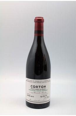 Romanée Conti Corton 2014