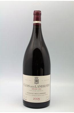 Clos des Lambrays 2005 Magnum