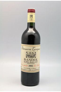 Tempier Bandol La Tourtine 2002