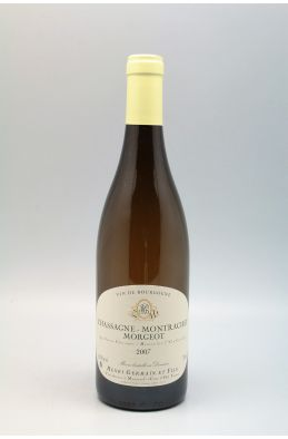 Henri Germain Chassagne Montrachet 1er cru Morgeot 2007