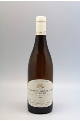 Henri Germain Chassagne Montrachet 1er cru Morgeot 2009