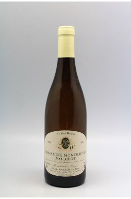 Henri Germain Chassagne Montrachet 1er cru Morgeot 2006