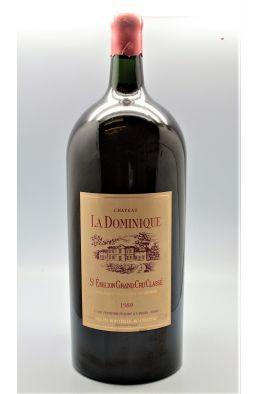 La Dominique 1989 Jeroboam 5L
