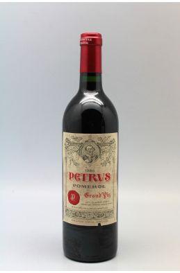 Pétrus 1986 - PROMO -10% !