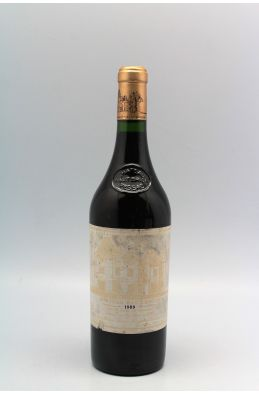 Haut Brion 1989 - PROMO -10% !