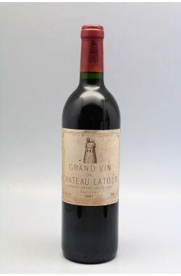 Latour 1991 -10% DISCOUNT !