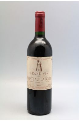 Latour 1991 - PROMO -5% !