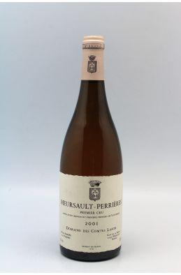 Comtes Lafon Meursault 1er cru Perrières 2001