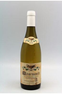 Coche Dury Meursault Les Rougeots 2009 -5% DISCOUNT !