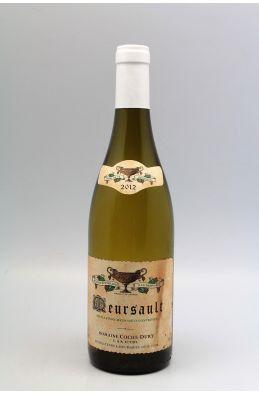 Coche Dury Meursault 2012 -5% DISCOUNT !
