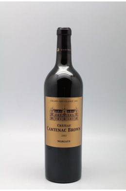 Cantenac Brown 2005