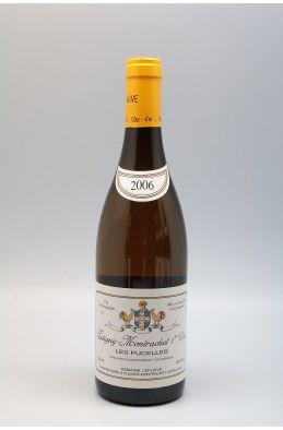 Domaine Leflaive Puligny Montrachet 1er cru Les Pucelles 2006
