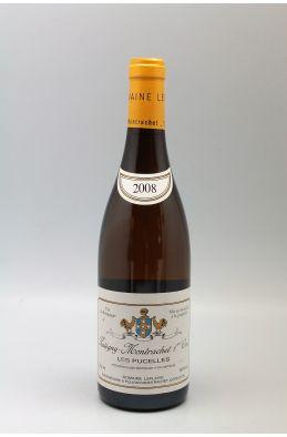 Domaine Leflaive Puligny Montrachet 1er cru Les Pucelles 2008
