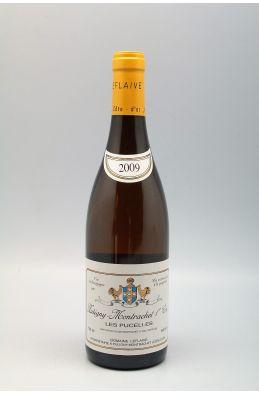 Domaine Leflaive Puligny Montrachet 1er cru Les Pucelles 2009