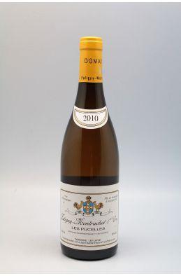 Domaine Leflaive Puligny Montrachet 1er cru Les Pucelles 2010