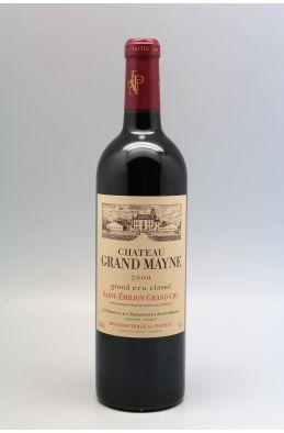 Grand Mayne 2000