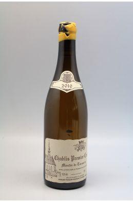 Raveneau Chablis 1er cru Montée de Tonnerre 2010 - PROMO -5% !