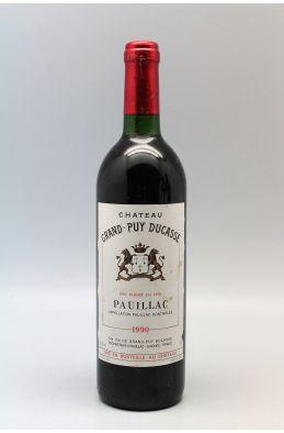 Grand Puy Ducasse 1990