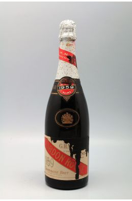 Mumm Cordon Rouge 1959 -10% DISCOUNT !