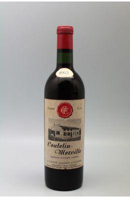 Coutelin Merville 1962