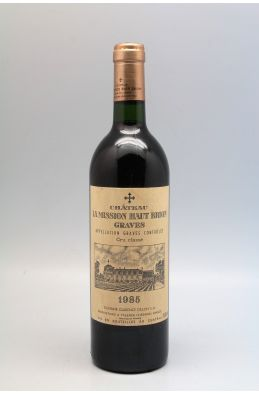 Mission Haut Brion 1985