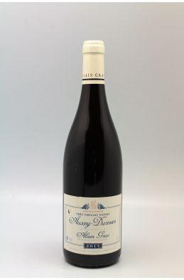 Alain Gras Auxey Duresses Très Vieilles Vignes 2017