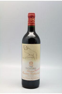 Mouton Rothschild 1993 - PROMO -5% !