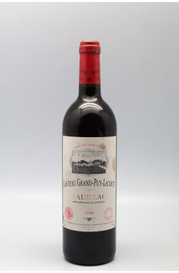 Grand Puy Lacoste 1996