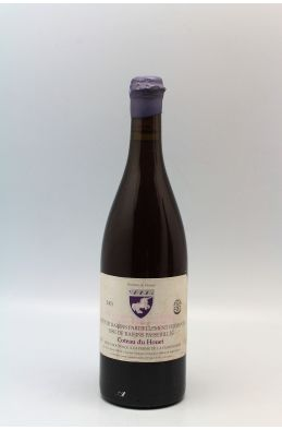 Ferme de la Sansonnière Vin de France Coteau du Houet 2005