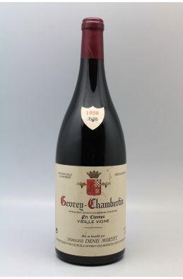 Denis Mortet Gevrey Chambertin En Champs 1998 Magnum