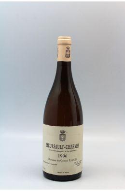 Comtes Lafon Meursault 1er cru Charmes 1996