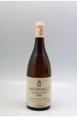Comtes Lafon Meursault Clos de la Barre 1996